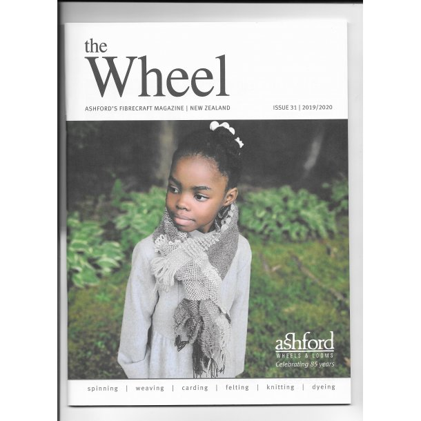 The Wheel Magasine, Issue 31. GRATIS!