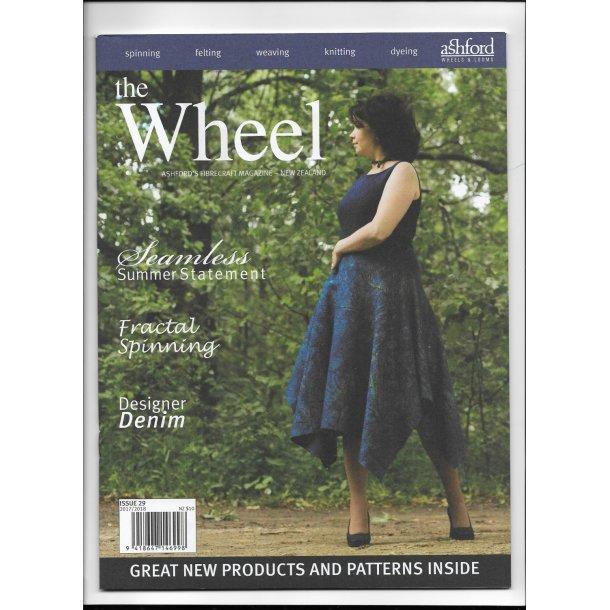The Wheel Magasine, Issue 29. GRATIS!