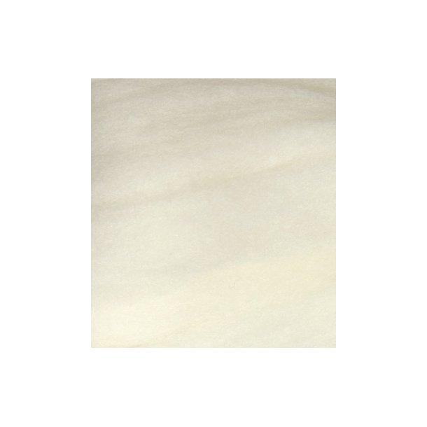 Polwarth, hvid, 1000 g.