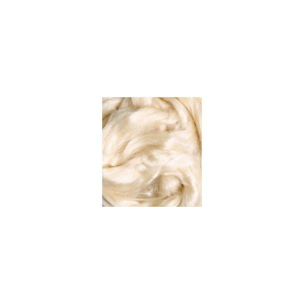Silkeflor - Tussah. 100 g.