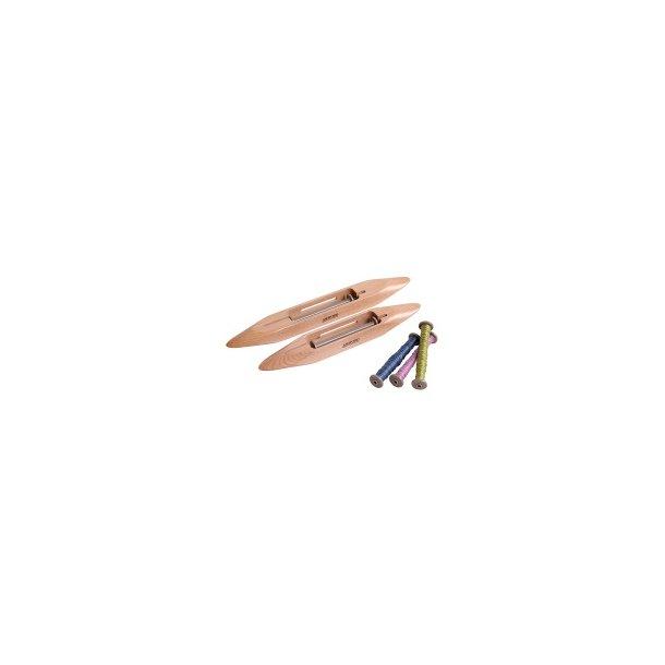 Skytte, 35 cm. fra Ashford incl. en nylonspole