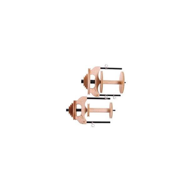 Enkeltsnorsvinge med glideklemme/''krog'' til KIWI