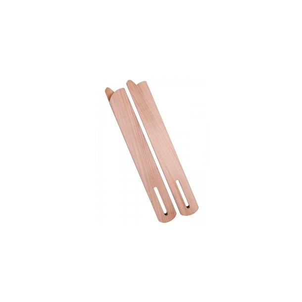 Ekstra støtte sæt til 30 og 50 cm. Strikkevæven.
