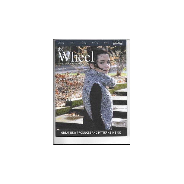 The Wheel Magasine, Issue 27 2015. GRATIS!