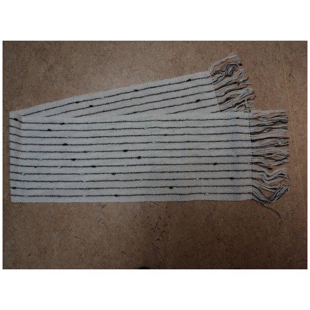 Tørklæde med klumper i trenden