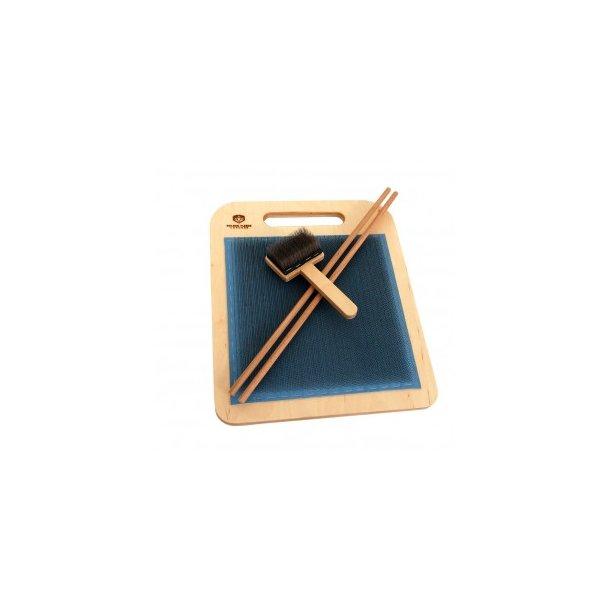 Karteplade. Standard. 72 TPI fra Golden Fleece