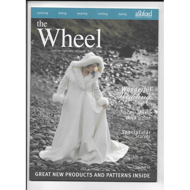 The Wheel Magasine, Issue 30. GRATIS!